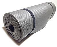 АКЦИЯ!!! Двухслойный коврик для йоги и фитнеса 1800х600х12мм