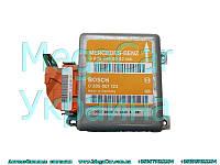Электронный блок управления AIRBAG MERCEDES VITO W638 с 1996 по 2003г, BOSCH 0285001123, 638 446 00 42