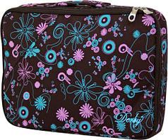 Чехол для ноутбука женский средний DERBY цветы 0680245