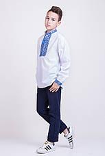 Мальчиковая вышитая сорочка , фото 3