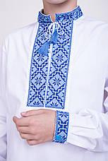 Мальчиковая вышитая сорочка , фото 2