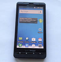 Motorola Droid X MB810 cdma Black Оригинал