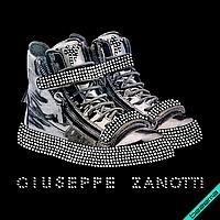 Термотрансферы на джинсы Кеды, Giuseppe Zanotti