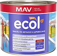 Эмаль ECOL по металлу и древесине (ПФ-115)