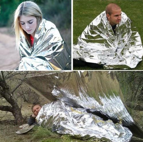 Спасательное одеяло купить