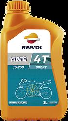 RP MOTO SPORT 4T 15W50 CP-1 (12Х1Л)