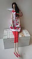 Фруктовый ангел в стиле Тильда Hand Made, кукла игрушка в ассортименте