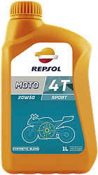 RP MOTO SPORT 4T 20W50 CP-1 (12Х1Л)