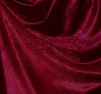 Шторы софт бордовые, фото 1