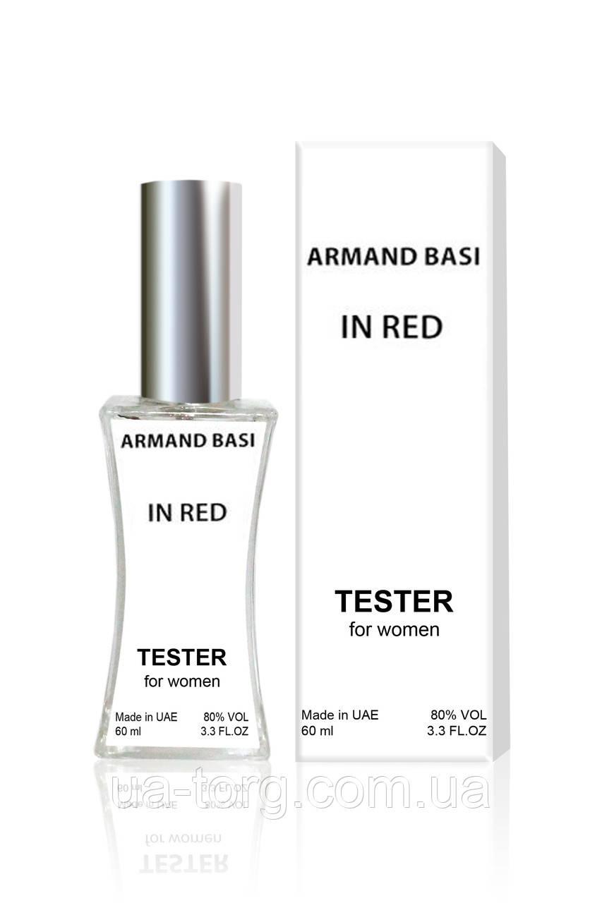 Тестер женский Armand Basi In Red 60ml