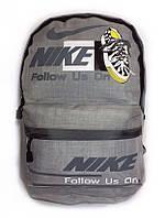 Спортивный рюкзак Найк. Выбор. Сумка портфель. Мужской рюкзак Nike. Городской  рюкзак. РС3