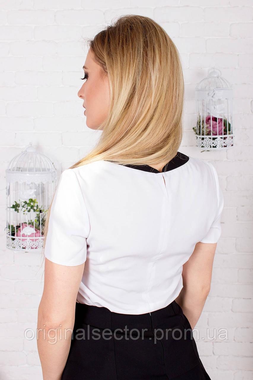 Белая блузка купить в украине