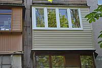 Остекление балконва