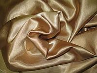 Шанзализе портьерная ткань золото