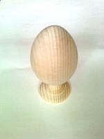 """Деревянная заготовка """"Яйцо на подставке"""""""