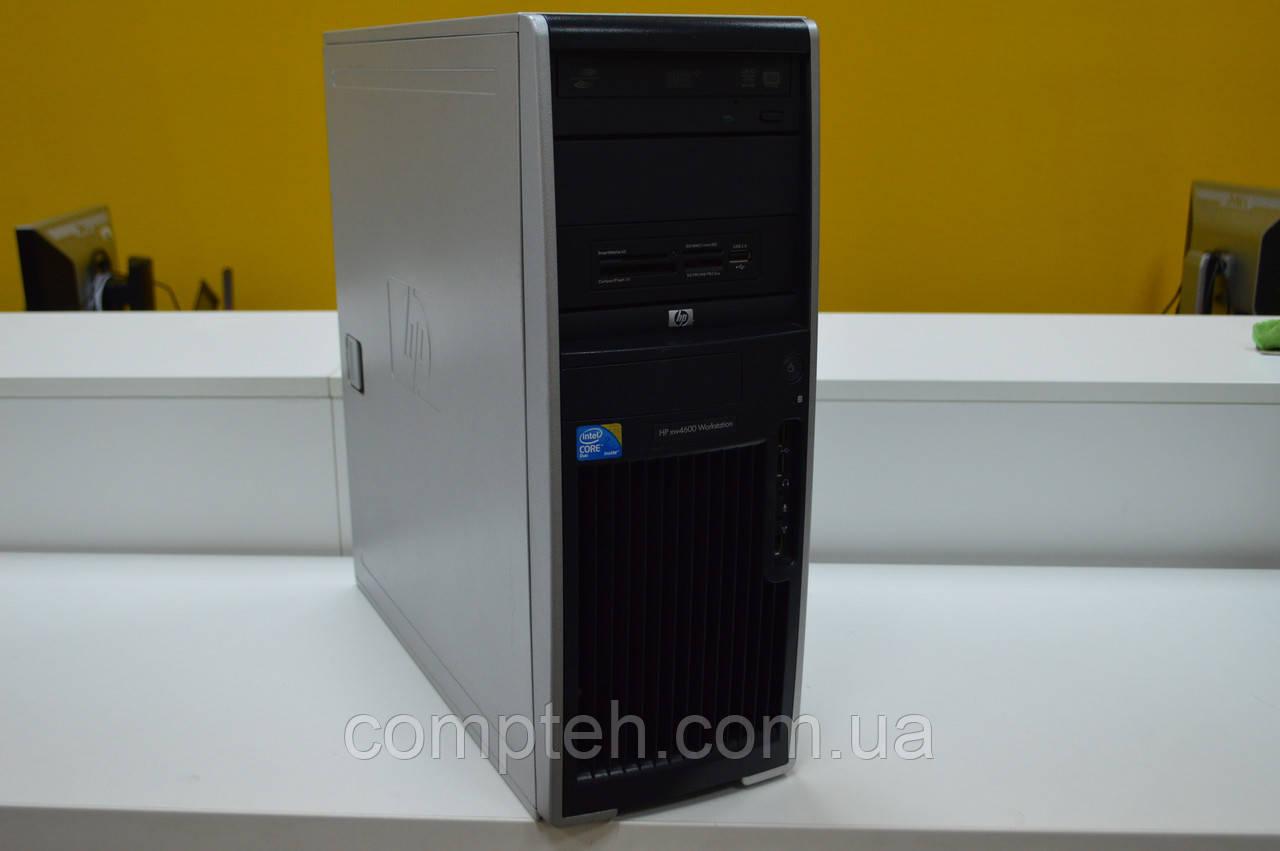 Системный блок HP xw4600 Workstation