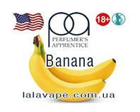 Banana ароматизатор TPA (Банан)
