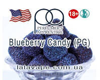 Blueberry Candy (PG) ароматизатор TPA (Конфеты голубики)