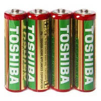 Батарейки Toshiba - Heavy Duty ААА R03 1.5V 2/40/1000шт