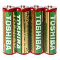 Батарейки Toshiba - Heavy Duty АА R6 1.5V 4/40/1000шт