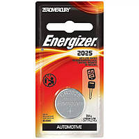 Батарейки Energizer - Specialty Batteries 2025 Lithium / CR2025 Li-Ion 3V 1/10/100шт