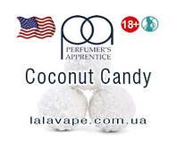 Coconut Candy ароматизатор TPA (Кокосовые конфеты)