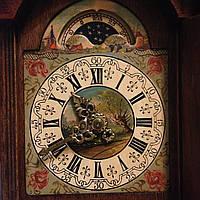 Винтажные часы ручной работы (морская тематика)