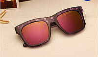 Модные и стильные солнцезащитные очки  унисекс