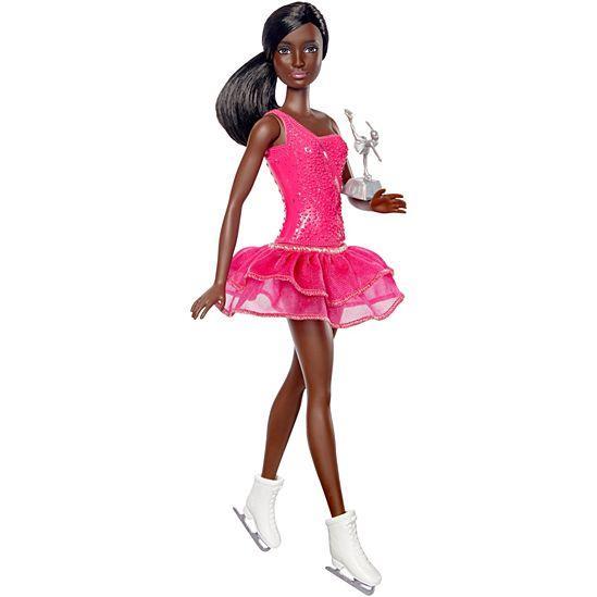"Кукла Barbie серии ""Я могу быть"" / Barbie Ice Skater Career Doll"