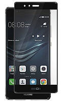 Защитное стекло для Huawei P9 Plus цветное Full Screen