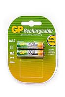 Аккумуляторы GP - Rechargeabl AAA HR03 Ni-MH 800mAh 1.2V 2/20/200шт