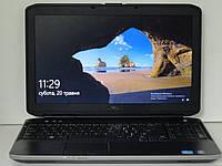 DELL LATITUDE E5530 i5-3340M 2,7GHz 4Gb 640Gb 15,6LED мат., алюміній
