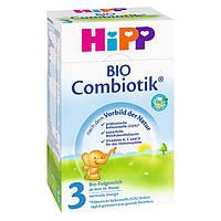 HiPP Combiotik Bio-Folgemilch 3 - Последующая частично адаптированная молочная смесь с 10. месяца, 600 г