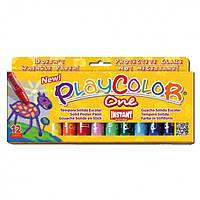 """Краски-мелки INSTANT PlayColor """"One"""" 12цв."""