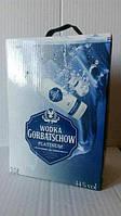 Водка Горбачев 3Л 44% (Gorbatschow 3L 44%)
