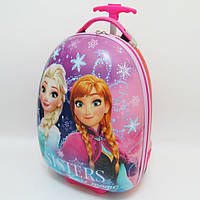 "Детский чемодан на колесах ""Josef Otten"" Холодное сердце Frozen-5"
