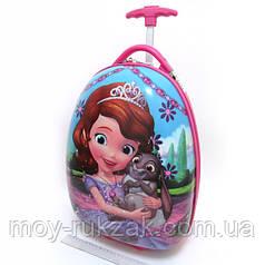 Детский чемодан дорожный Принцесса София, Sofia-2