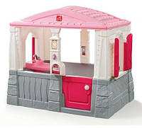 """Детский игровой домик """"Уютный коттедж"""" - Step 2 - США - телефон и почтовый ящик"""