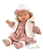 Испанская кукла Лоренс/Llorens Марина 42 см. Уценка