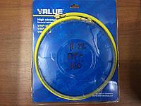 Шланг заправочный VALUE R 22 -0,9м