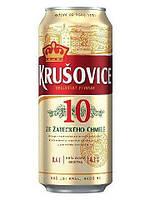 Пиво Krusovice ж / б 0,4ml Alk 4,2