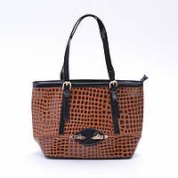 Женская сумка А057 коричневая