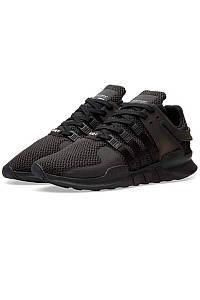 Кроссовки мужские  в стиле Adidas Equipment Support ADV All Black