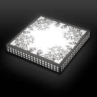 Светильник настенно-потолочный Brixoll 24W 1800lm 4000K ip20