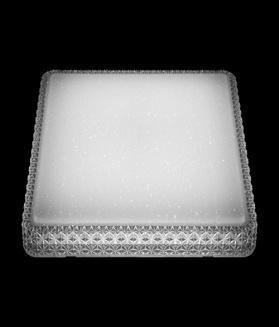 Светильник настенно-потолочный Brixoll smart 60W 4500lm ip20 550*550