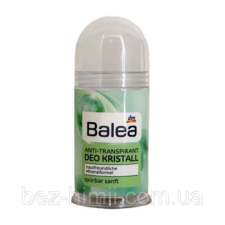 """Дезодорант-кристалл для чувствительной кожи """"Балеа"""". 100г."""