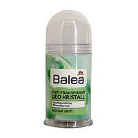 """Дезодорант-кристал для чутливої шкіри """"Балеа"""". 100г."""