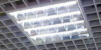 Светильник Грильято с Led-лампами 588×588 мм 36Вт