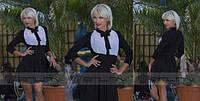 Платье 338 креп НС распродажа, фото 1