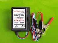 Аида УП-12: зарядное устройство для авто аккумуляторов 4-20 Ач